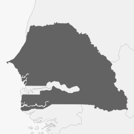 geo image of Senegal